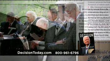 Decision Magazine TV Spot, 'Evangelical Voice' - Thumbnail 7