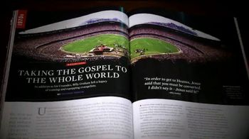 Decision Magazine TV Spot, 'Evangelical Voice' - Thumbnail 8