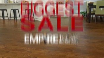 Empire Today 50-50-50 Sale TV Spot, 'Padding & Installation' - Thumbnail 2