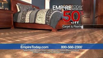 Empire Today 50-50-50 Sale TV Spot, 'Padding & Installation' - Thumbnail 5