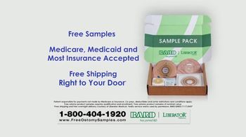Liberator Medical Supply TV Spot, 'Get Ostomy Samples and a Better System' - Thumbnail 8