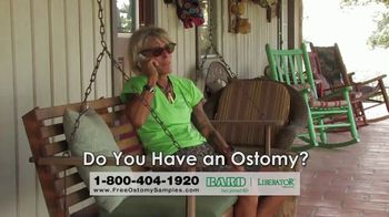 Liberator Medical Supply TV Spot, 'Get Ostomy Samples and a Better System' - Thumbnail 2
