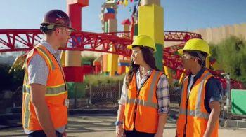 Walt Disney World TV Spot, 'Best Day Ever' Feat. Karan Brar, Miranda May - Thumbnail 9