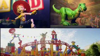 Walt Disney World TV Spot, 'Best Day Ever' Feat. Karan Brar, Miranda May - Thumbnail 3