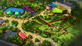 Walt Disney World TV Spot, 'Best Day Ever' Feat. Karan Brar, Miranda May - Thumbnail 6