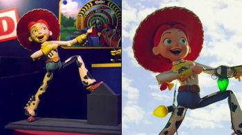 Walt Disney World TV Spot, 'Best Day Ever' Feat. Karan Brar, Miranda May - Thumbnail 8