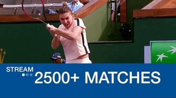Tennis Channel Plus TV Spot, 'ATP 500, Masters 1000 Events' - Thumbnail 4