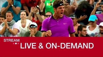 Tennis Channel Plus TV Spot, 'ATP 500, Masters 1000 Events' - Thumbnail 5