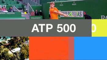 Tennis Channel Plus TV Spot, 'ATP 500, Masters 1000 Events' - Thumbnail 6