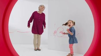 Target TV Spot, 'Grandmas Everywhere' - 2197 commercial airings