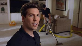 Stanley Steemer Carpet Cleaning TV Spot, 'That's Why: Three Rooms' - Thumbnail 1