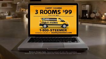 Stanley Steemer Carpet Cleaning TV Spot, 'That's Why: Three Rooms' - Thumbnail 9