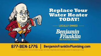 Benjamin Franklin Plumbing TV Spot, 'Get It Done Today' - Thumbnail 9
