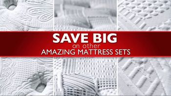 Rooms to Go Storewide Mattress Sale TV Spot, 'Euro-Top Mattress Set' - Thumbnail 6