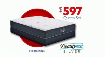 Rooms to Go Storewide Mattress Sale TV Spot, 'Euro-Top Mattress Set' - Thumbnail 8