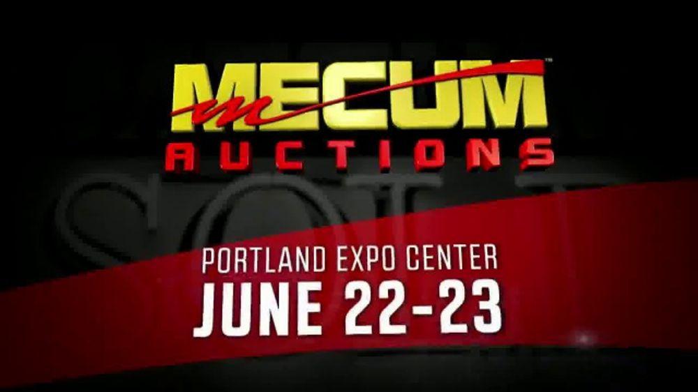 Mecum Auctions TV Commercial, \'2018 Portland Expo Center\' - iSpot.tv