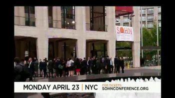The Sohn Conference Foundation TV Spot, '2018 Sohn Conference' - Thumbnail 3