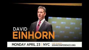 The Sohn Conference Foundation TV Spot, '2018 Sohn Conference' - Thumbnail 4