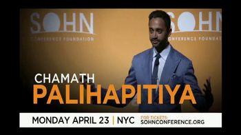 The Sohn Conference Foundation TV Spot, '2018 Sohn Conference' - Thumbnail 5