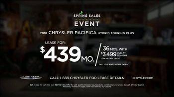 Chrysler Spring Sales Event TV Spot, 'Garage' [T2] - Thumbnail 8