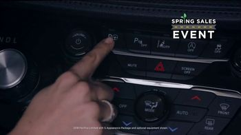 Chrysler Spring Sales Event TV Spot, 'Back That Thing Up' Song by Juvenile [T2] - Thumbnail 2
