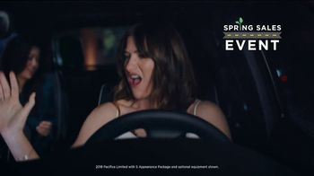 Chrysler Spring Sales Event TV Spot, 'Back That Thing Up' Song by Juvenile [T2] - Thumbnail 3