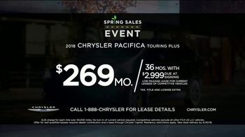 Chrysler Spring Sales Event TV Spot, 'Back That Thing Up' Song by Juvenile [T2] - Thumbnail 5