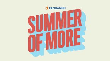 Fandango VIP+ TV Spot, 'Welcome to the Summer of More'