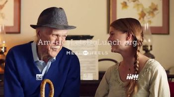 Meals on Wheels America TV Spot, 'Meet Leon & Dana' - Thumbnail 8