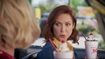 Sonic Drive-In Cookie Jar Shakes TV Spot, 'Wedding' Feat. Jane Krakowski - 7700 commercial airings
