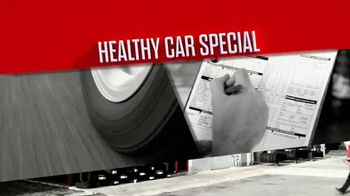 Big O Tires Healthy Car Special TV Spot, 'Keep Your Car Rolling'