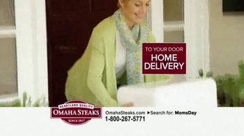 Omaha Steaks Mother's Day Package TV Spot, 'Steaks, Potatoes and Desserts' - Thumbnail 6