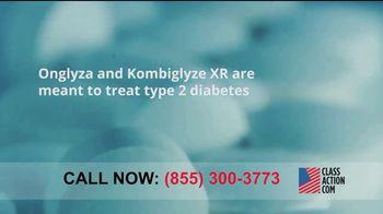 ClassAction.com TV Spot, 'Onglyza and Kombiglyze XR' - Thumbnail 1