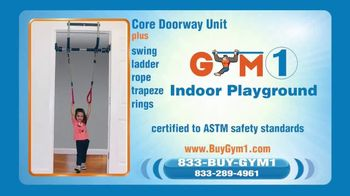 Gym1 Indoor Playground TV Spot, 'Bring the Fun Indoors' - Thumbnail 5