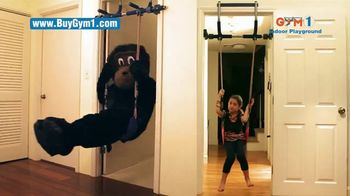 Gym1 Indoor Playground TV Spot, 'Bring the Fun Indoors' - Thumbnail 7