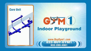 Gym1 Indoor Playground TV Spot, 'Bring the Fun Indoors' - Thumbnail 9
