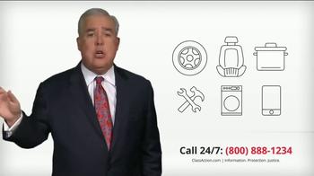 ClassAction.com TV Spot, 'Products May Have Dangerous Defects' - Thumbnail 4