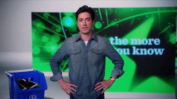 The More You Know TV Spot, 'Environment: E-Waste' Featuring Ben Feldman - Thumbnail 7