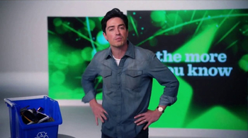 The More You Know TV Spot, 'Environment: E-Waste' Featuring Ben Feldman - 33 commercial airings