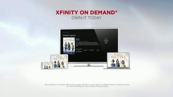 XFINITY On Demand TV Spot, 'Hidden Figures' - Thumbnail 7