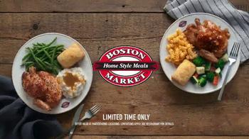 Boston Market TV Spot, 'Rotisserie Chicken Flavors: Coupon' - Thumbnail 5