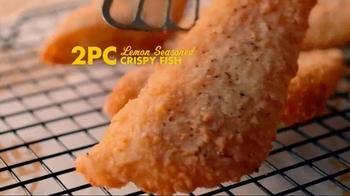 Church's Chicken Restaurants $4 Big Box TV Spot, 'Fish or Chicken' - Thumbnail 1