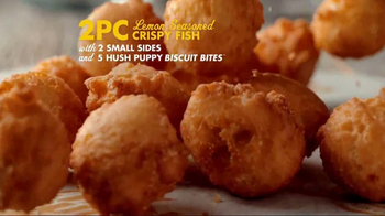 Church's Chicken Restaurants $4 Big Box TV Spot, 'Fish or Chicken' - Thumbnail 3