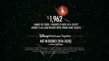 Walt Disney World TV Spot, 'Family of Four' - Thumbnail 5