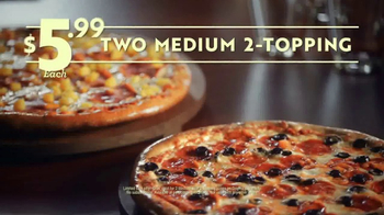 Papa Murphy's Two Medium 2-Topping Pizza TV Spot, 'Questionable Quality' - Thumbnail 9