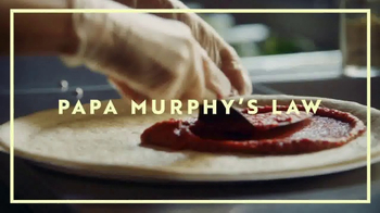 Papa Murphy's Two Medium 2-Topping Pizza TV Spot, 'Questionable Quality' - Thumbnail 3