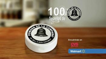 Pomada de la Campana TV Spot, 'Exfoliar' [Spanish] - Thumbnail 7