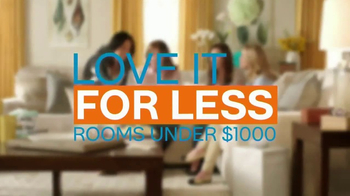 Ashley Homestore Love It for Less Event TV Spot, 'Room Packages' - Thumbnail 2