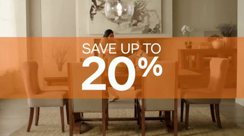 Ashley Homestore Love It for Less Event TV Spot, 'Room Packages' - Thumbnail 3