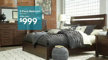 Ashley Homestore Love It for Less Event TV Spot, 'Room Packages' - Thumbnail 4